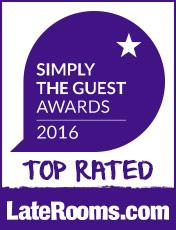 LateRooms.com Top Rated 2016