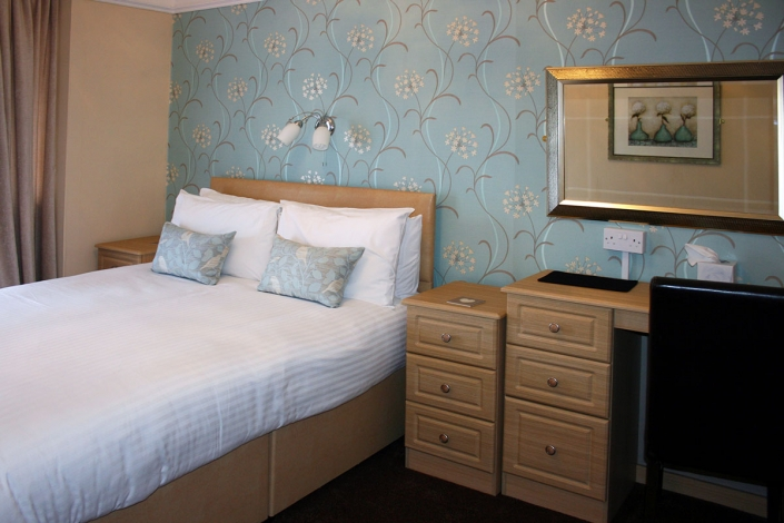 Double Room, The Robin Hill Hotel
